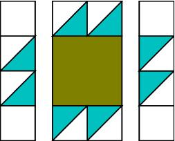 How to make a quilt block tutorial free, by Beth of The Quilt Ladies Quilt Pattern Shop
