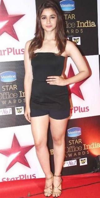 Foto Profil Alia Bhatt Terbaru