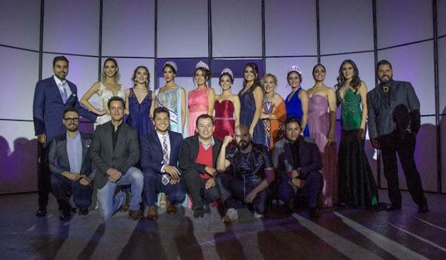 candidatas reina feria de fresnillo 2018