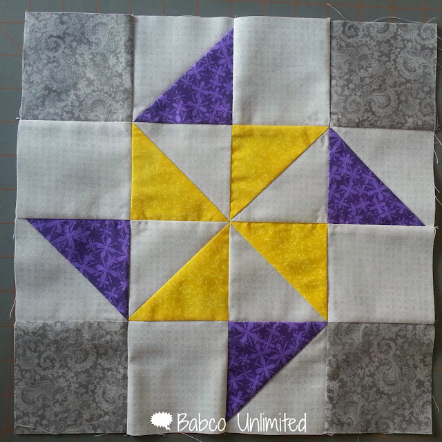 BabcoUnlimited.blogspot.com - Tuesday Tip, How to Make Your Quilt Seams Lie Flat, Quilt Hack