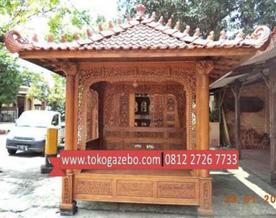 Mebel Gazebo Jati