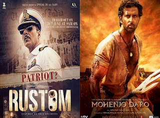 """Rustom Dominates Mohenjodaro at the Box-office"""