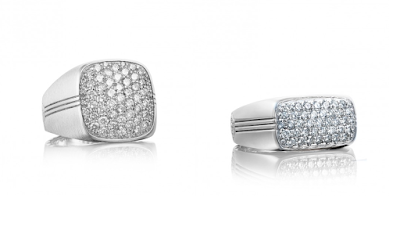 Tacori Stylish Men's Jewelry|Innovative Rings,Tie Bars &Cuff llinks fashionwearstyle.com
