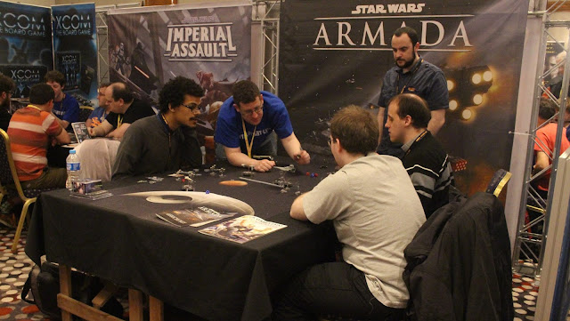 UK Games Expo Armada