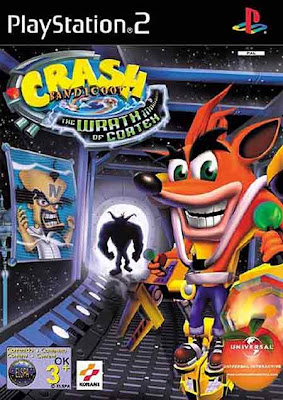 Crash Bandicoot: The Wrath of Cortex (PS2) 2001