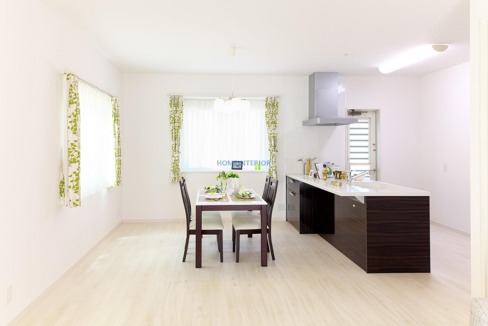 25+ Elegant Dining Room Interior Ideas - Home Interior Design Ideas