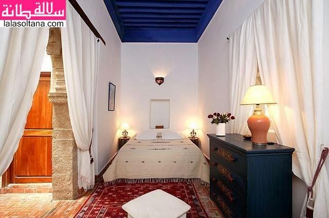 غرف نوم مغربية راقية