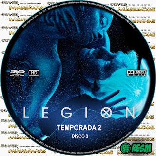 GALLETA -[SERIE DE TV] LEGION 2017