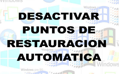 http://mierdadewindows.blogspot.com.es/2016/02/desactivar-la-creacion-de-pontos-de.html