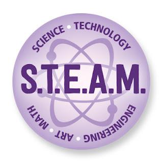 #STEAMday logo