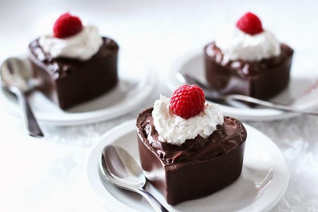 cupcakes dia de los enamorados