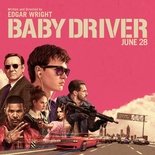 soundtrack baby driver