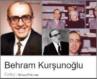 Prof Dr. Behram Kurşunoğlu Fotoğrafı