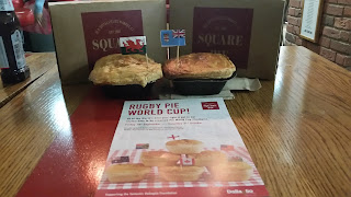 Square Pie Rugby Pie World Cup Review