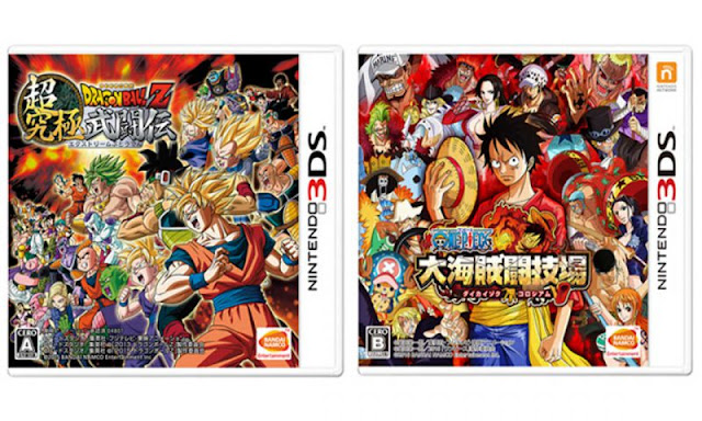 Dragon Ball: Extreme Budoten y One Piece: Great Pirate Colosseum tendrán juego cruzado