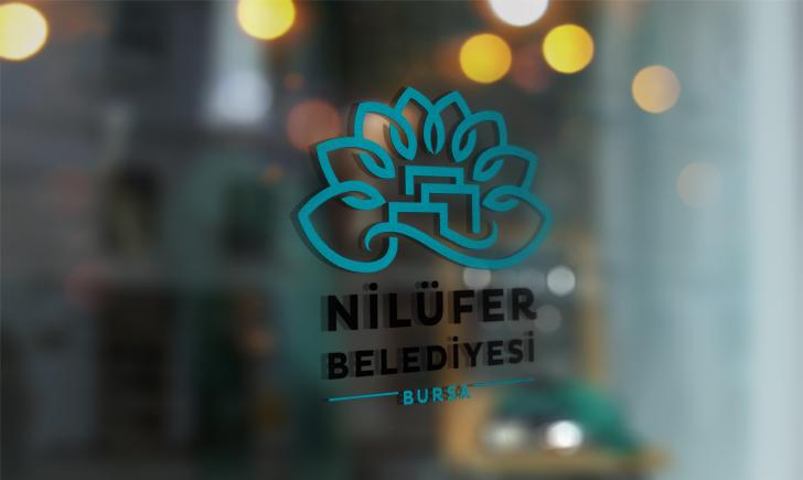Bursa Nilüfer Belediyesi Vektörel Logosu