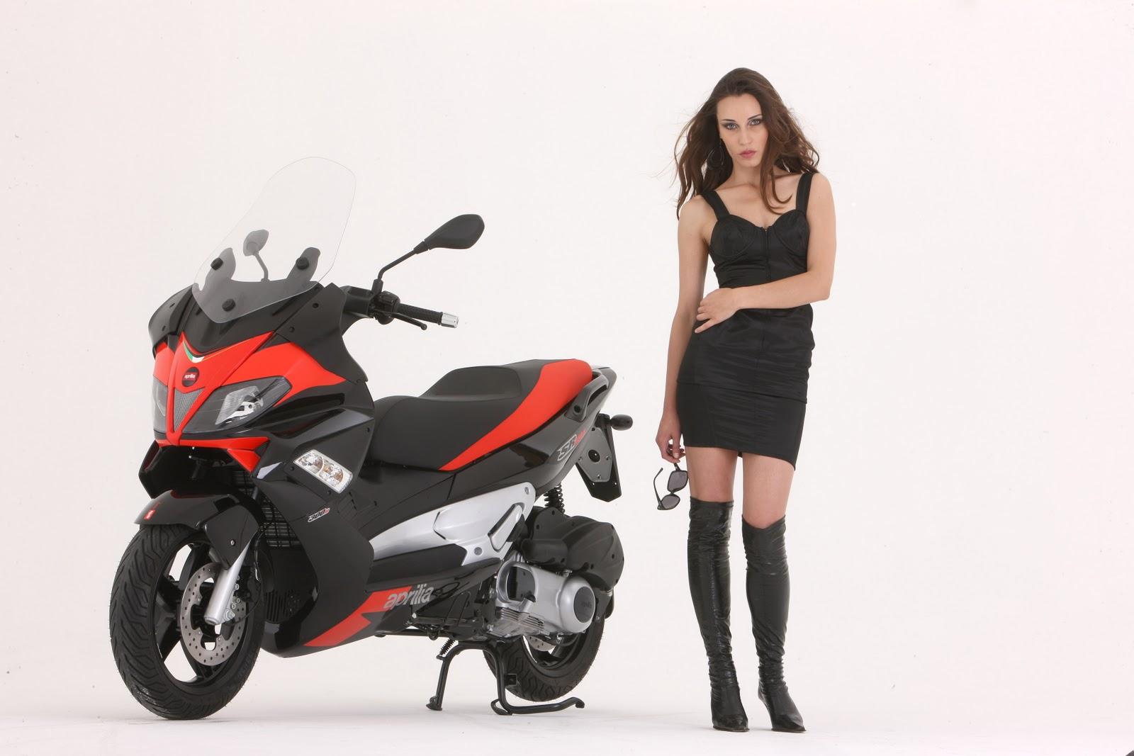 2012 Aprilia Srv 850 Best Maxi Scooter Motorboxer