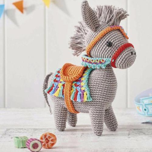 Amigurumi Donkey - Free Pattern
