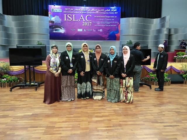 6 RISDEV STUDENTS PRESENTED AT ISLAC 2017
