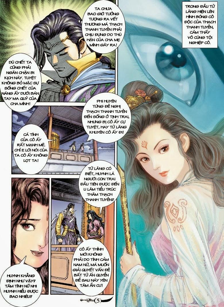 Đại Đường Song Long Truyện chap 150 - Trang 5