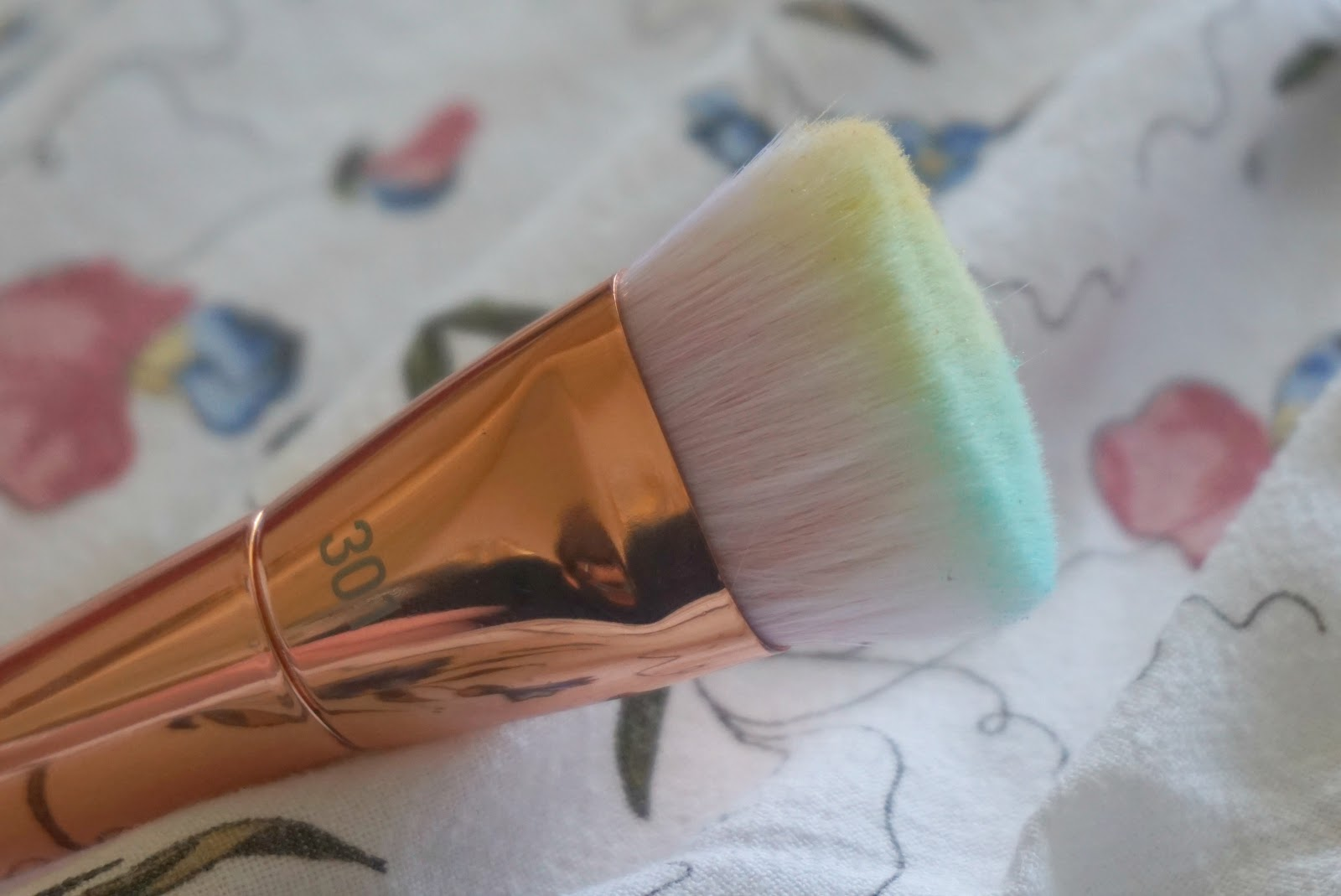 Lottie London Mermaid Glow Rainbow Highlighter Review Swatches