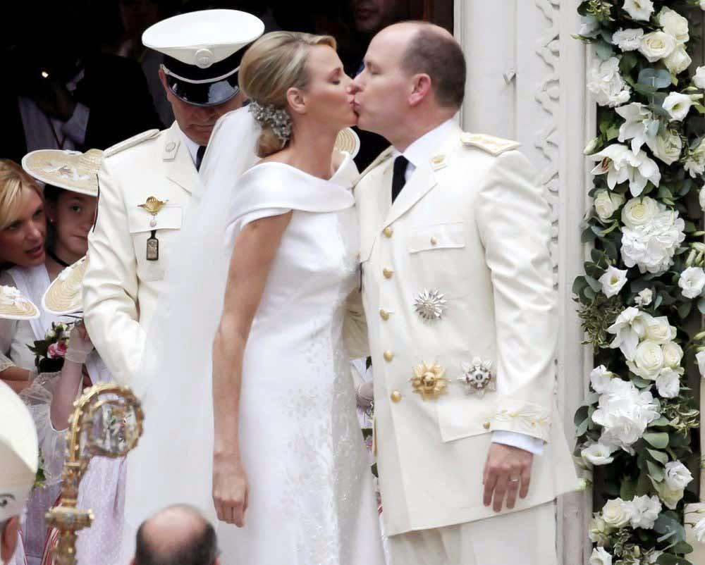 Prince Albert Charlene Wittstock Photos  Sweetest Memory Wedding Moments 3 - Casamento Real - Principe Alberto ♥ Charlene Wittstock