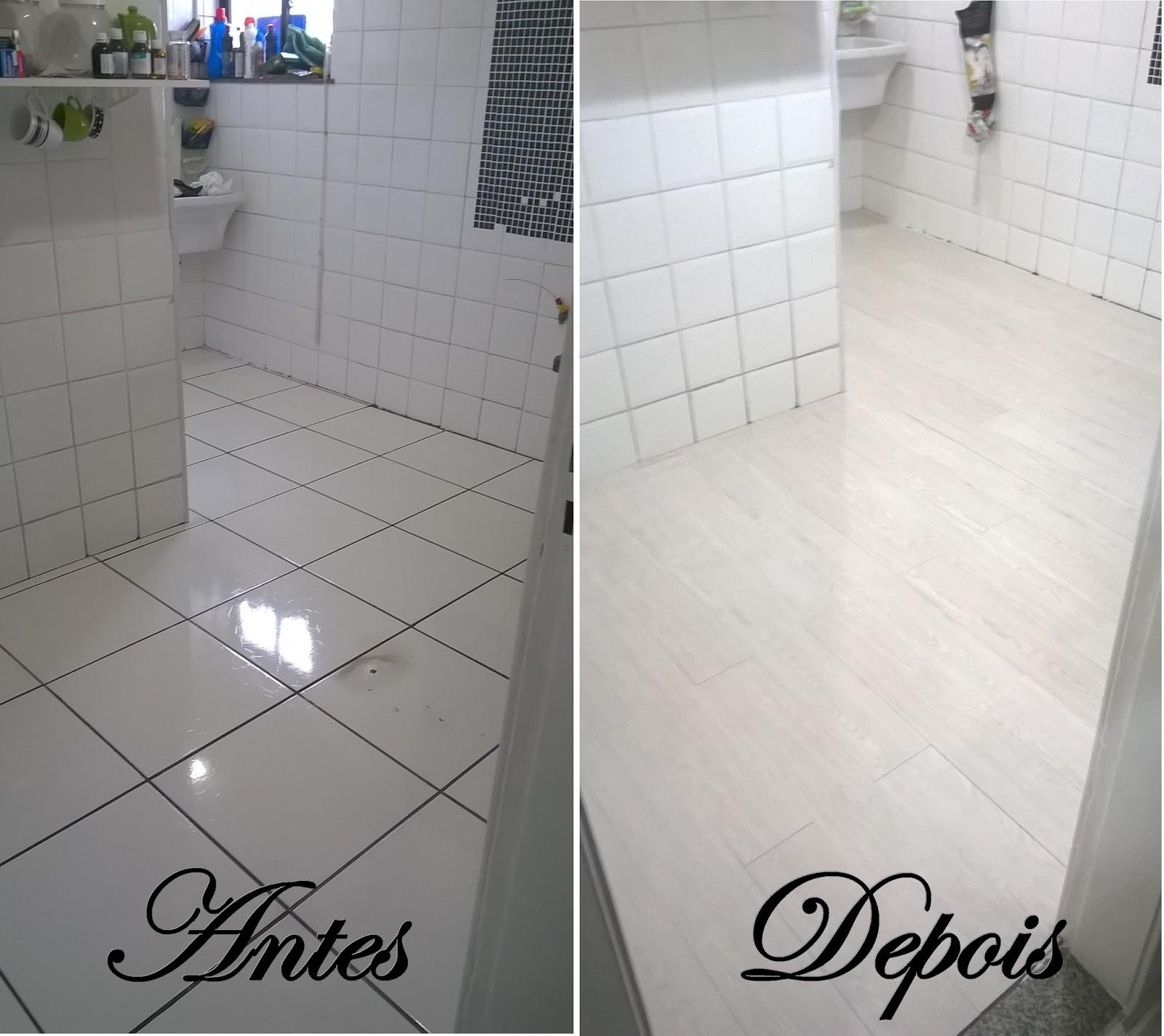 Renata costa ateli piso de vinil na cozinha - Piso vinilico sobre ceramica ...