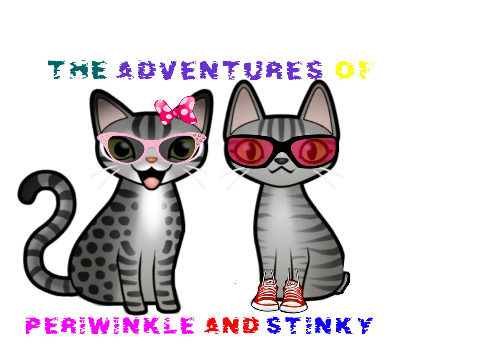 The Adventures of Periwinkle and Stinky