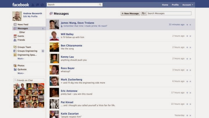 How To Delete All Facebook Messages In a Single Click ...