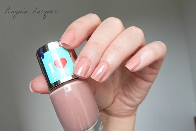 rival de loop young i love gel nails welcome to st. rose mit flasche