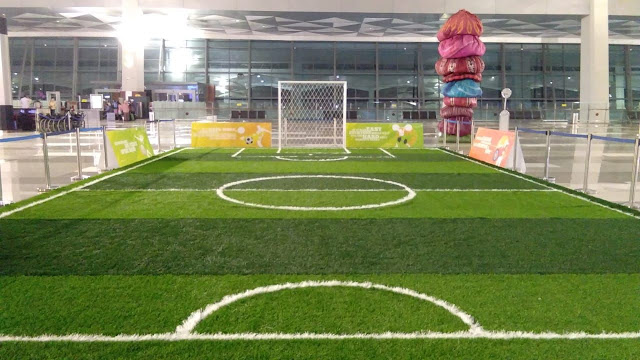 Rumput Sintetis Futsal Yogyakarta/Jogja