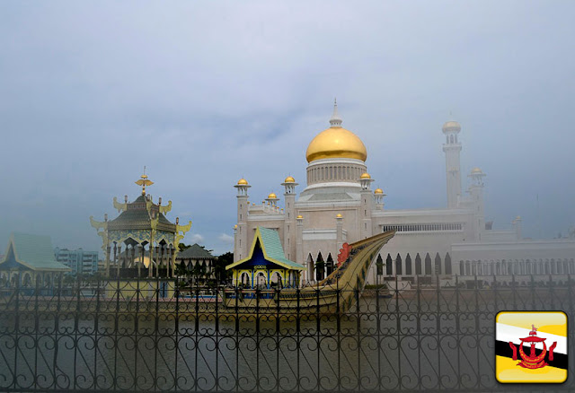 Masjid Emas Brunei Darussalam
