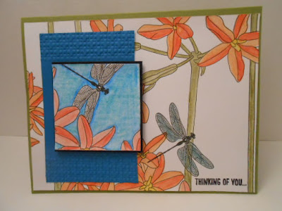 Try Stampin #320 May Days