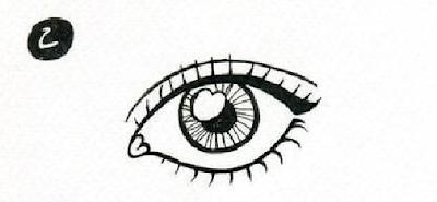 Langkah 2 Cara memakai Eye Liner Bagi Pemula