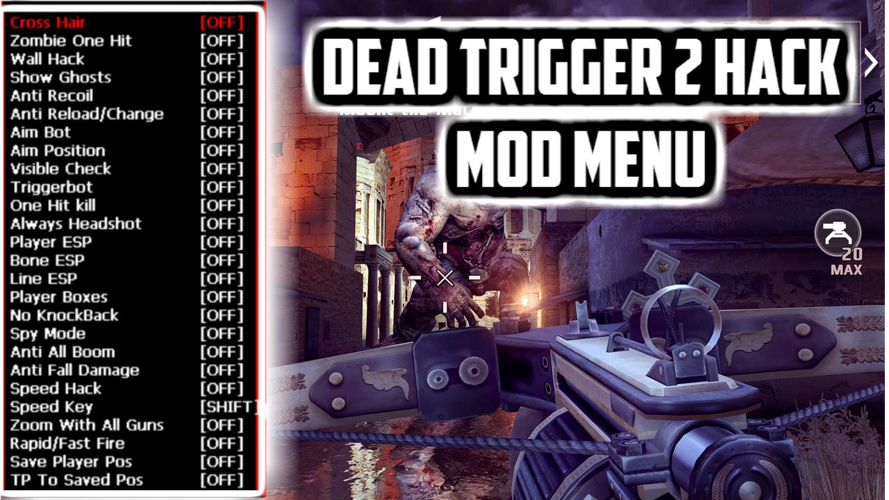 Dead Trigger 2 V1 3 1 Mod Menu Apk