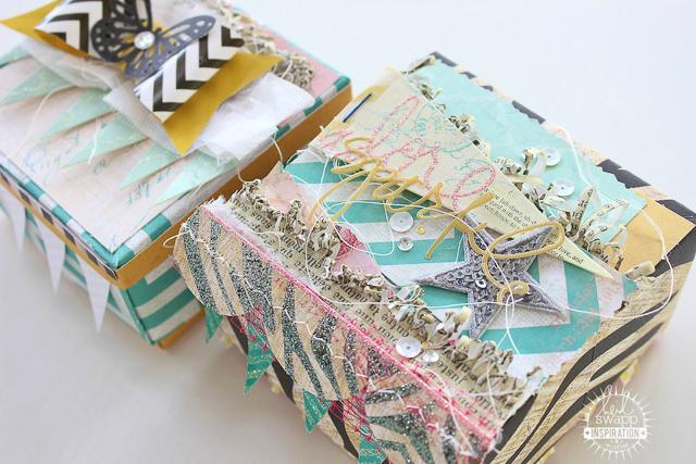Origami Boxen | Janna Werner