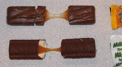 how to make mars bar ice cream