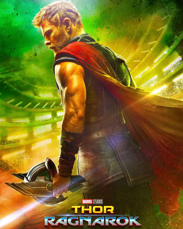 Ver Thor: Ragnarok (2017)