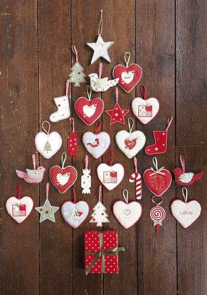 Ideas de como hacer arboles navide os para decorar tu for Ideas decorativas economicas