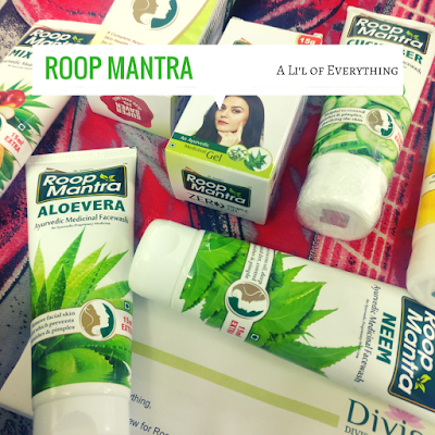 Review - Roop Mantra Neem Face Wash