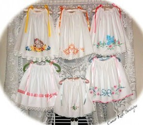 Vintage Pillowcase Dresses