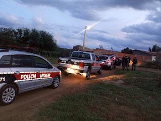 Operação policial é realizada em Soledade para combater criminalidade