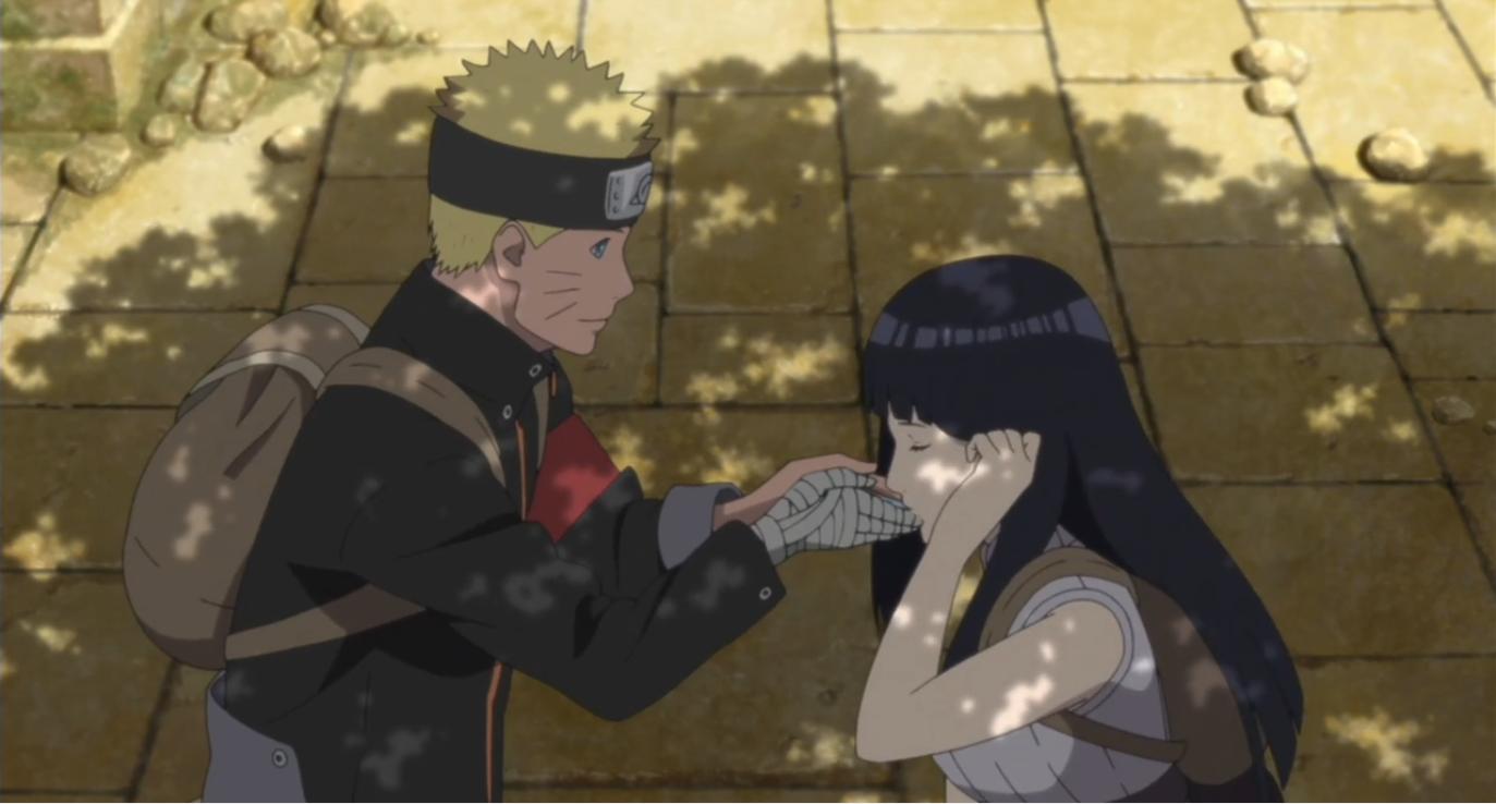 Os Sentimentos Entre Naruto E Hinata