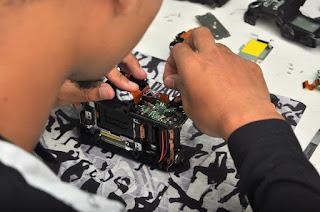 Teknisi Service Kamera di Malang
