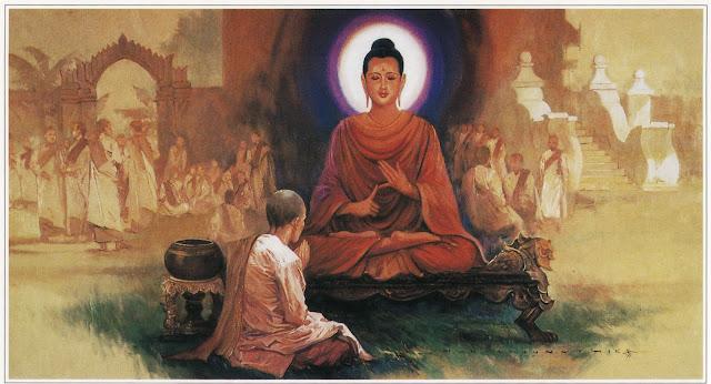 Đạo Phật Nguyên Thủy - Kinh Tiểu Bộ - Trưởng lão ni Subhà