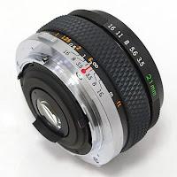 Zuiko OM 21mm f/3.5