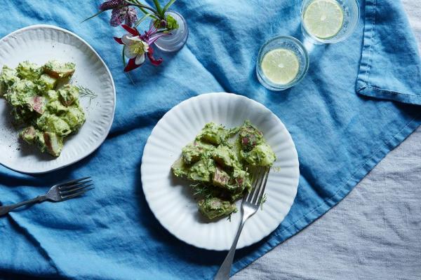 https://food52.com/recipes/54970-creamy-vegan-avocado-potato-salad