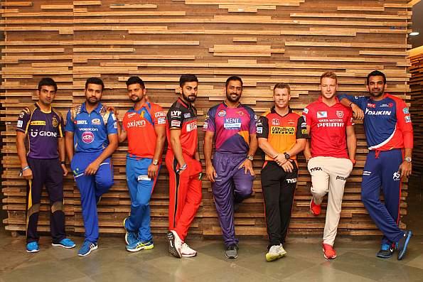 IPL Match Schedule 2017