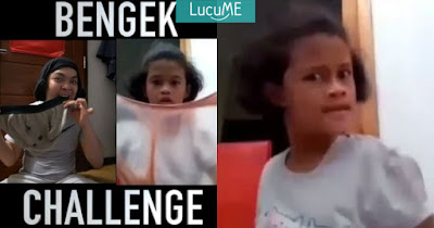 10 Video Kocak 'Bengek Challenge' Ini Kocaknya Bikin Ngik Ngik Ngik