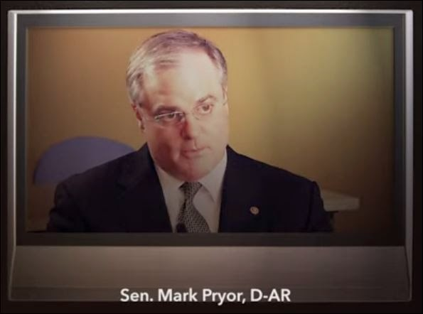 Senator Mark Pryor, Arkansas